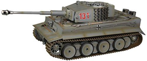 Torro 708 - Panzer Tiger 1, Maßstab 1/16 mit Infrarot Gefechtsystem 2.4 GHz proportionale Steuerung, wintergrau
