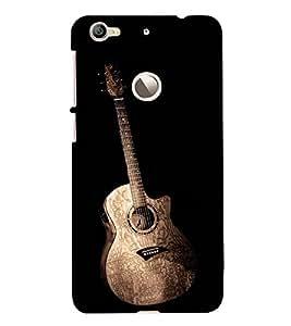 Guitar 3D Hard Polycarbonate Designer Back Case Cover for LeEco Le 1s :: LeEco Le 1s Eco :: LeTV 1S