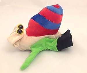 Marionnette Escargot gant