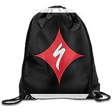 Icndpshorts Specialized Logo Drawstring Backpack Sack Bag Travel Bag