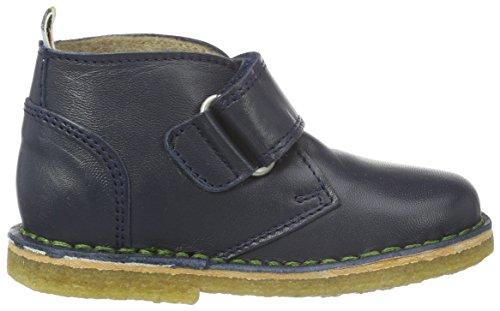 Loud + Proud Desert Boots, Bottes courtes avec doublure chaude mixte enfant Bleu - Bleu nuit
