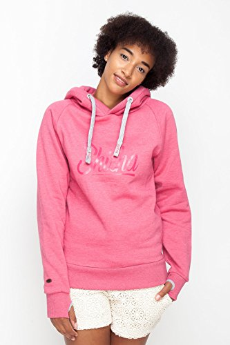 Hooded CLASSIC Anthracite Pink