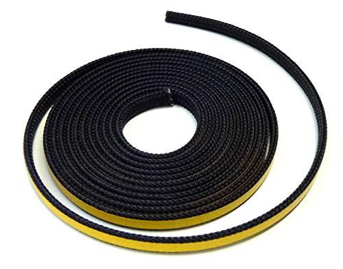 Joint de cheminée plat adhésif Compatible avec différents types de cheminée Haas+Sohn 3 m ø 8 x 2 mm