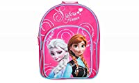 Disney Frozen Forever Sisters Glitter Backpack Official Licensed