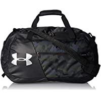 Under Armour Undeniable Duffel 4.0 MD Bolsa Deportiva, Unisex Adulto, Camo, OSFA