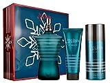 Jean Paul Gaultier JPG Le Male Set 125ml Eau de Toilette + 150ml Deodorant Spray + 75ml Duschgel