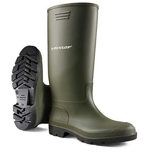 Grisport Unisex Adults Dunlop Budget Welly Multisport Outdoor Shoes, Green (Green), 9...