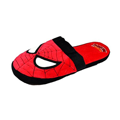 official-red-spider-man-adult-mule-slip-on-slippers-uk-8-10