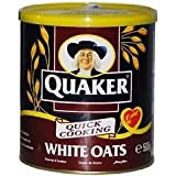 Quaker White Oats (500 g)