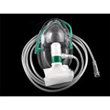 Non-Rebreather, Adult Oxygen Mask by Medsource International