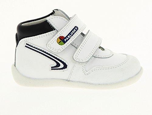 Pablosky , Baskets pour garçon Blanc Blanco Blanc - Blanco