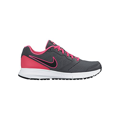 Nike Wmns Downshifter 6 femmes, cuir lisse, sneaker low, 36.5 EU