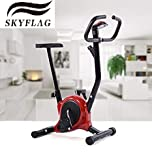 #10: SkyFlag Exercise Bike with Hi-Tech Display Feature; Exercise Cycle; Air Bike