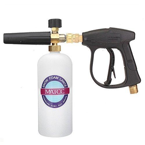 MATCC Foam Wash Gun 3000 PSI High Pressure Washer Jet...