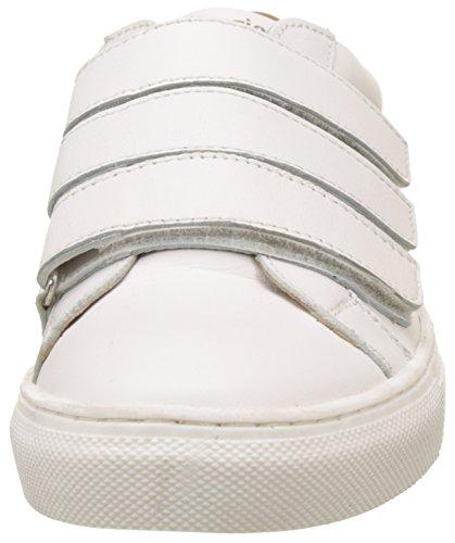 Les Tropéziennes par M Belarbi Damen Limonade Sneaker Weiß