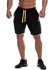 Golds Gym Herren Sweat Shorts