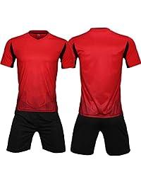 22d6a9cc26031 LQZQSP Camiseta Deportiva De Fútbol Uniforme Masculino Uniformes De  Entrenamiento De Fútbol Survetement Equipo Deportivo Transpirable