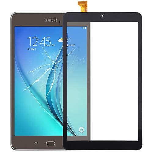 JUNXI Phone Touch Panel für Galaxy Tab A 8.0 (Verizon) / SM-T387 (Schwarz) + Sehr zu empfehlen (Farbe : Black) - Prepaid-verizon-handys