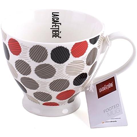 Creative Tops caffè-tazza fine porcellana inglese piselli