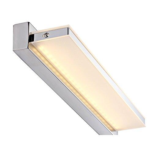 Dailyart® 7w LED Bad-und Spiegelleuchte für das Badezimmer / wandleuchte Licht im Bad Badlampe keine Schalter- Warmes Weiß
