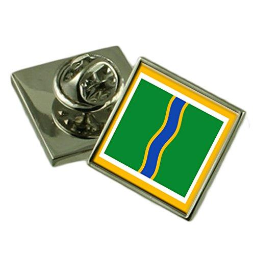 Select Gifts Ciudad de Andorra la Vella Andorra Bandera Insignia de Solapa Pouch