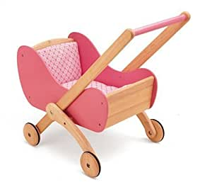 Pintoy Doll's Buggy