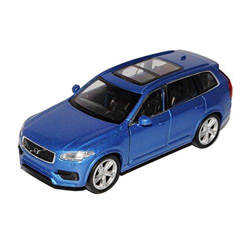 volvo-xc90-suv-blau-2-generation-ab-2015-ca-1-43-1-36-1-46-welly-modell-auto