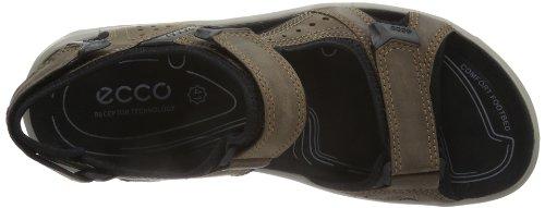 ECCO Offroad Lite, Scarpe Sportive Outdoor Uomo marrone scuro (Braun (COFFEE/BRICK 51015))