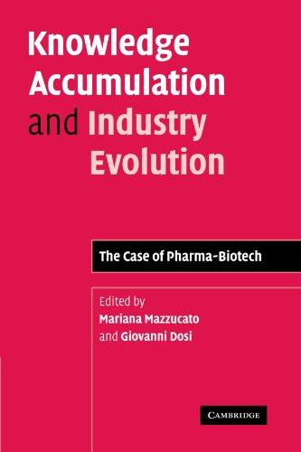 Knowledge Accumulation and Industry Evolution Paperback por Mazzucato