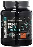 PowerTec Pump ON Extreme+ Booster - hochwertiger Pump-Booster mit BCAAs, Glutamin, Citrullin und AAKGs für Muskelaufbau und Regeneration - 500g (Pfirsich-Eistee)