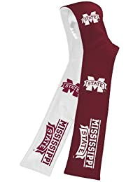 NCAA Mississippi State Hoodie Fleece Scarf by Little Earth