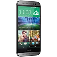 HTC One M8 UK SIM-Free Smartphone - Gunmetal Grey