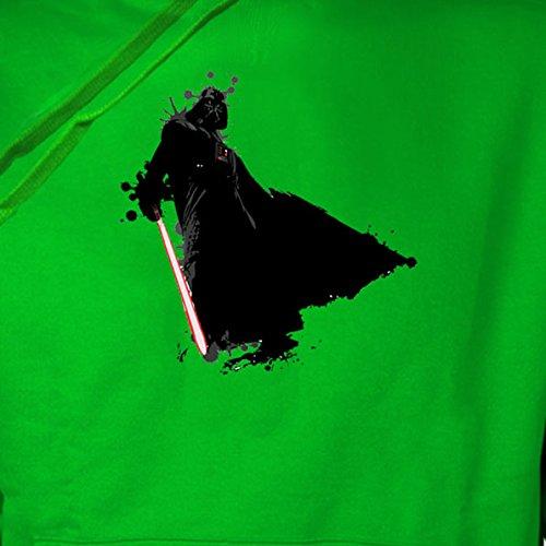 TEXLAB - Vader Splash - Herren T-Shirt Gelb