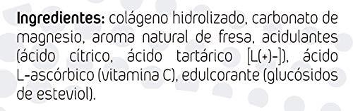 41ZXs6SafGL - AMLsport - Colágeno con magnesio + VIT C - 20 sticks (sabor fresa). Articulaciones fuertes. Regenerador de tejidos con colageno hidrolizado tipo 1 y 2. Envase para 20 días de tratamiento.