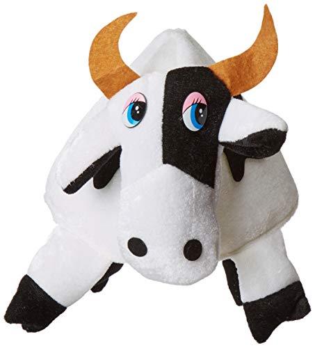 Verrückte Kuh Kostüm - Beistle 60836 - Plüsch Kuh