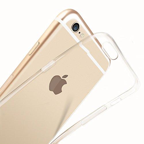 iPhone 5/iPhone 5S/iPhone se case, Ipro accessori Apple iPhone 5Clear Case [trasparente] [antiurto] [Air Cushion] iPhone 5S custodia, trasparente morbido TPU gel custodia cover- Drop Protection/assor CLEAR