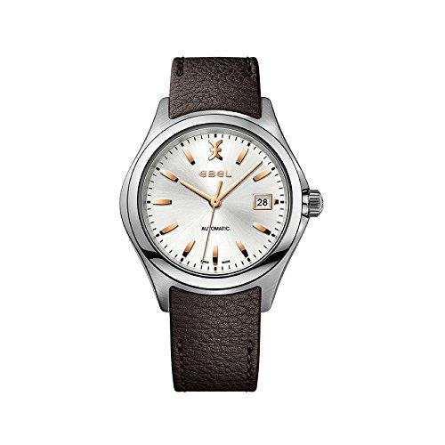 Ebel Reloj Analogico para Hombre de Automático con Correa en Acero Inoxidable 1216331