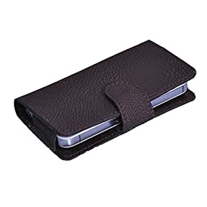 StylE ViSioN Pu Leather Pouch for Intex Aqua OCTA