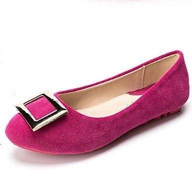 Confortevole ed elegante piatto scarpe donna Appartamenti Punta tonda / punta chiusa / Appartamenti Casual tacco piatto OthersBlack / blu / giallo / rosa / fuchsia