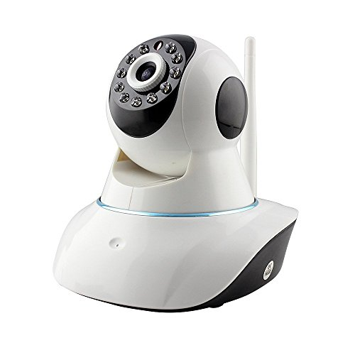 Powerlead Cipo PLI006 IP Wireless Security Camera Audio Video Baby Monitor 720P HD Wi-Fi Wireless Network Video Monitoring Security IP Camera for Home Security Video Recording Easy Remote Access via PC Smartphone 41ZXwV6V66L baby strollers Homepage 41ZXwV6V66L