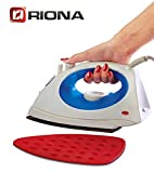 #9: Silicone Iron Rest Ironing Pad Hot Mat Ironing Helpers Ironing Insulation Boards (Random Color)