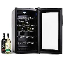 Klarstein Vivo Vino cantinetta vino frigorifero con