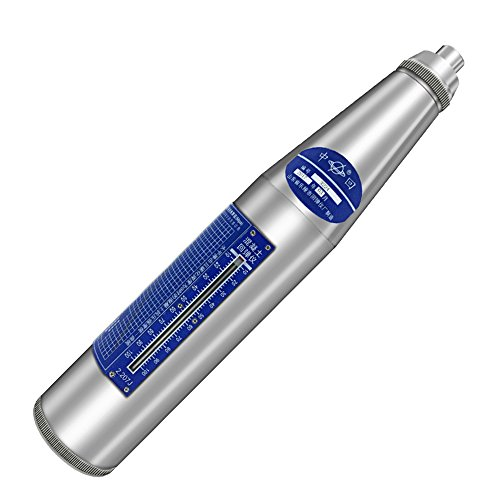 CGOLDENWALL - Martillo de hormigón rebotado, herramienta de prueba de hormigón