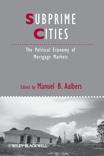 Subprime Cities P (Studies in Urban and Social Change)
