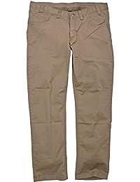 Five-Pocket-Jeans in beige von Greyes bis Übergröße 64