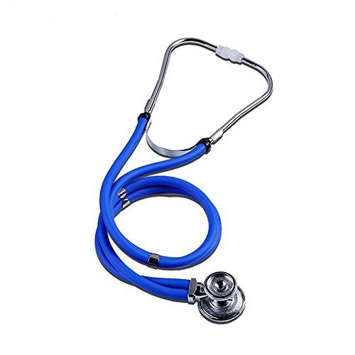 MEYLEE Medizinische Versorgung Blue Professional Dual Head Stethoskop