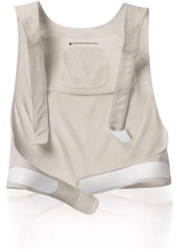 Philips PR3081/00 BlueTouch-Rückenband für den oberen Rücken, Größe S-M