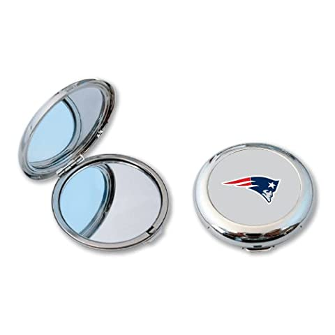 NFL New England Patriots Team Compact Mirror