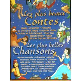 LES PLUS BEAUX CONTES - LES PLUS BELLES CHANSONS