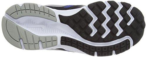 Nike Downshifter 6 (Gs/ps), Sports en extérieur mixte enfant Bleu - Blue (Blue Black)
